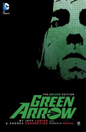 Green Arrow (2011) -INT- The Deluxe Edition