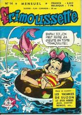 Frimoussette -14- Les vacances de Suzon