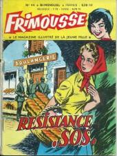 Frimousse -44- Résistance SOS