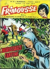 Frimousse -50- L'insaisissable fantôme
