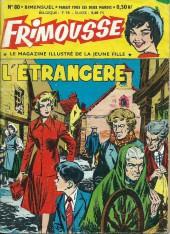 Frimousse -80- L'étrangère