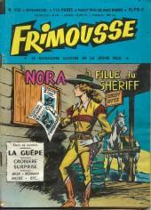Frimousse -152- Nora la fille du shériff