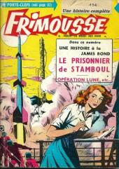 Frimousse -196- Le prisonnier de Stanboul
