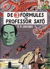 Blake en Mortimer (Uitgeverij Blake en Mortimer) -11- De 3 formules van professor Satõ (deel 1)