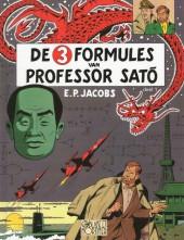 Blake en Mortimer (Uitgeverij Blake en Mortimer) -11HC- De 3 formules van professor Satõ (deel 1)