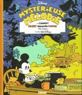 Mickey (collection Disney / Glénat) -1- Une mystérieuse mélodie, ou comment Mickey rencontra Minnie