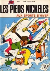 Les pieds Nickelés (3e série) (1946-1988) -64- Les pieds nickelés aux sports d'hiver