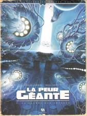 La peur géante -3- La guerre des abysses