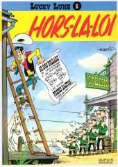 Lucky Luke -6g2016- Hors-la-loi