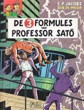 Blake en Mortimer (Uitgeverij Blake en Mortimer) -12- De 3 formules van professor Satõ (deel 2)