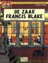 Blake en Mortimer (Uitgeverij Blake en Mortimer) -13- De zaak Francis Blake
