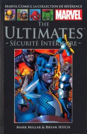 Marvel Comics - La collection (Hachette) -5331- The Ultimates - Sécurité intérieure