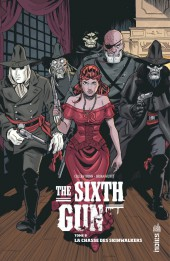 Sixth Gun (The) -6- La Chasse des Skinwalkers