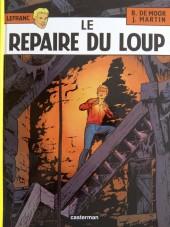 Lefranc -4d10- Le repaire du loup
