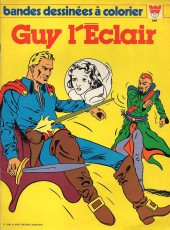 Flash Gordon / Guy l'Éclair - Guy l'éclair album à colorier