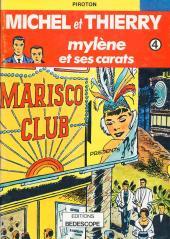 Michel et Thierry -5(4)- Mylène et ses carats