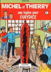 Michel et Thierry -2(1)- Une tuyère pour Eurydice