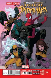 Avenging Spider-Man (2012) -16- The Superior Age, Part 1