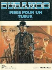 Durango -3'- Piège pour un tueur