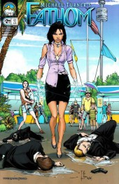 Michael Turner's Fathom Vol.4 (Aspen comics - 2011)