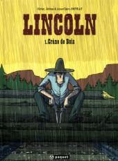 Lincoln -1a07- Crâne de bois