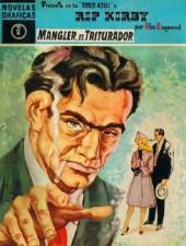 Rip Kirby (en espagnol - serie azul 1959) -2- Mangler el triturador