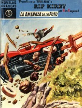 Rip Kirby (en espagnol - serie azul 1959) -3- La amenaza de la foto