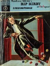 Rip Kirby (en espagnol - serie azul 1959) -6- El fin de una pesadilla