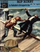 Rip Kirby (en espagnol - serie azul 1959) -7- La nadadora desaparecida