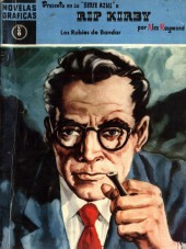 Rip Kirby (en espagnol - serie azul 1959) -8- Los rubíes de Bandar