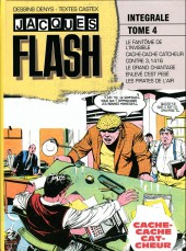 Jacques Flash (Taupinambour) -INT04- Intégrale tome 4