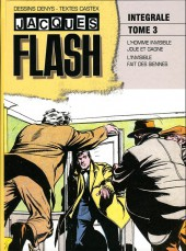 Jacques Flash (Taupinambour) -INT03- Intégrale tome 3