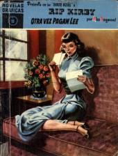 Rip Kirby (en espagnol - serie azul 1959) -10- Otra vez Pagan Lee