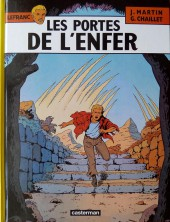 Lefranc -5b2012- Les portes de l'enfer