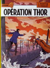 Lefranc -6c2012- Opération Thor