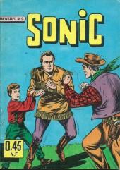 Sonic (SEG) -9- L'homme des vallées perdues (2e partie)