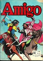 Amigo (1re Série) -19- amigo n°19