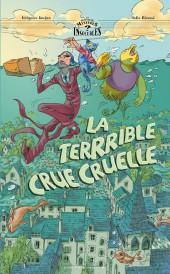 Les mystérieux mystères insolubles -7- La Terrrible crue cruelle