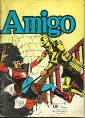 Amigo (1re Série) -21- amigo n°21