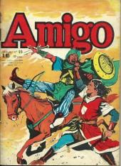 Amigo (1re Série) -23- amigo n°23
