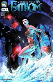 Michael Turner's Fathom Vol.4 (Aspen comics - 2011) -4A- Grasping For Air Not There