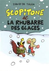 Mini-récits et stripbooks Spirou -MR4063- Scopitone et la rhubarbe des glaces
