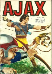 Ajax (2e série) -3- Ajax construit une gigantesque méduse