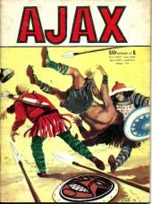 Ajax (3e série) -6- La montagne des hyènes