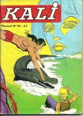 Kali -93- La flêche brisée