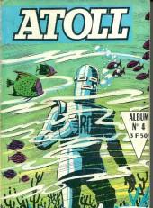 Atoll -Rec04- Album N°4 (du n°13 au n°16)