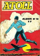 Atoll -Rec21- Album N°21 (du n°85 au n°88)