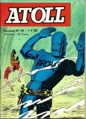 Atoll -45- Face aux casques de fer