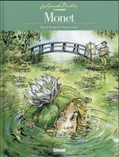 Les grands Peintres -12- Monet