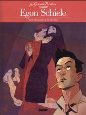Les grands Peintres -13- Egon Schiele